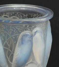 Lalique Ceylan Opalescent Glass Vase - 2111141