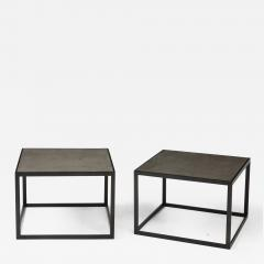 Lance Thompson Thin Table Custom Made to Order Coffee Side Tables - 2116360