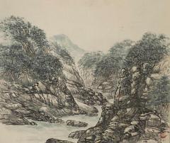 Landscape Korea Circa 1950 - 1571053