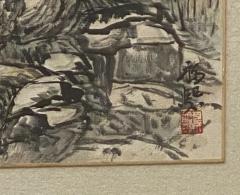 Landscape Korea Circa 1950 - 1571054