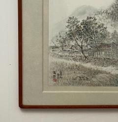 Landscape Korea Circa 1950 - 1571056