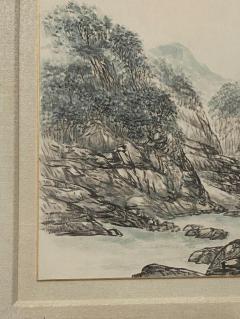Landscape Korea Circa 1950 - 1571057