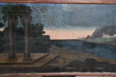 Landscape Oil Painting from Italy - 1025178