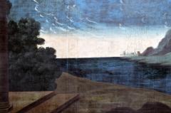 Landscape Oil Painting from Italy - 1025180