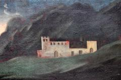 Landscape Oil Painting from Italy - 1025181