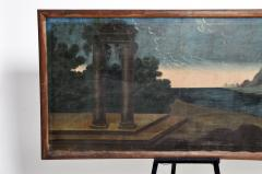 Landscape Oil Painting from Italy - 1025183