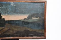 Landscape Oil Painting from Italy - 1025187