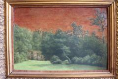 Landscape by Carl Frederick Bartsch - 1204871