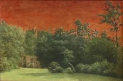 Landscape by Carl Frederick Bartsch - 1205067