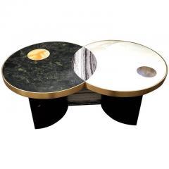 Lara Bohinc Sun and Moon Marble and Brass by Lara Bohinc - 519472