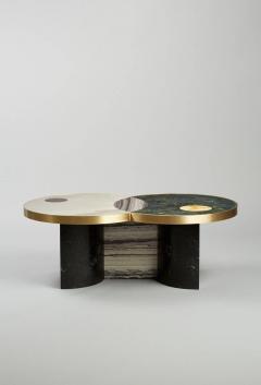 Lara Bohinc Sun and Moon Marble and Brass by Lara Bohinc - 519475