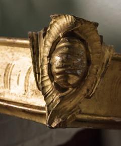 Large 18th Century Italian Giltwood Valance - 1116375