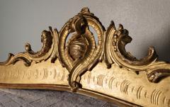 Large 18th Century Italian Giltwood Valance - 1116376