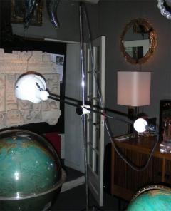 Large 1950s Italian articulated lamp - 913467