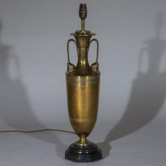 Large 19th Century Neoclassical Table Lamp - 1065367
