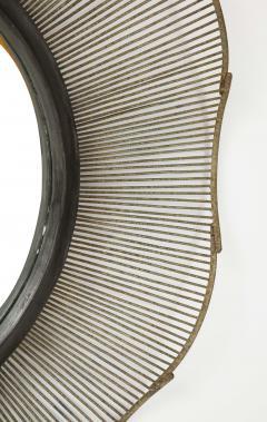 Large 60 Brutalist Style Mirror - 1620422
