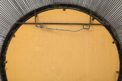 Large 60 Brutalist Style Mirror - 1620429