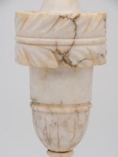 Large Alabaster Lamp - 1841429