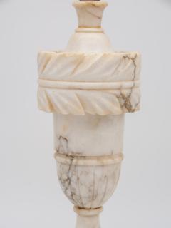 Large Alabaster Lamp - 1841435