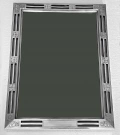 Large American Jugendstil Deco Sterling Frame William Kerr circa 1900 - 1899345