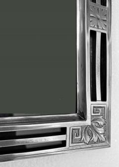 Large American Jugendstil Deco Sterling Frame William Kerr circa 1900 - 1899347