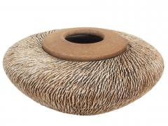Large Annie Goldman Textured Pot - 1871238