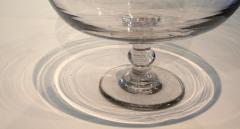 Large Blown Glass Compote - 667851