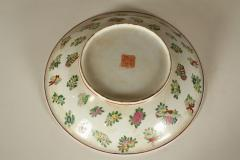 Large Chinese Canton Charger 19th c  - 671404