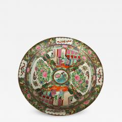 Large Chinese Canton Charger 19th c  - 672025