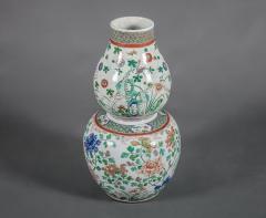 Large Chinese Famille Rose Vase - 717846