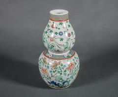 Large Chinese Famille Rose Vase - 717847