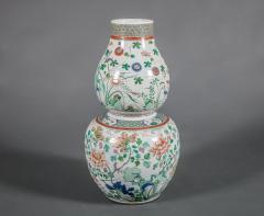 Large Chinese Famille Rose Vase - 717891