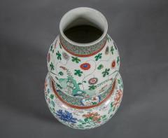 Large Chinese Famille Rose Vase - 717893