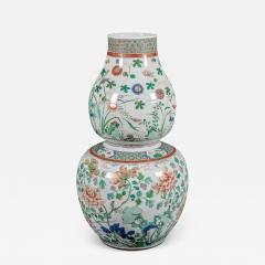 Large Chinese Famille Rose Vase - 729339