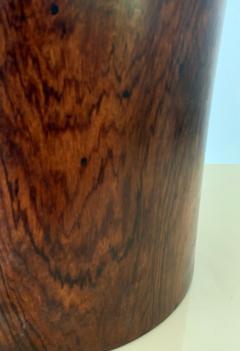 Large Chinese Huanghuali Wood Brush Pen Holder - 1168036