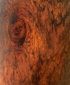 Large Chinese Huanghuali Wood Brush Pen Holder - 1168037
