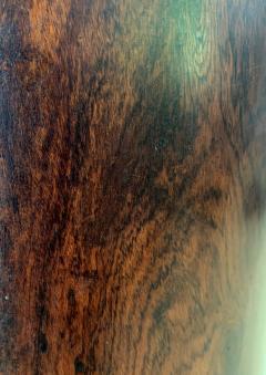 Large Chinese Huanghuali Wood Brush Pen Holder - 1168038