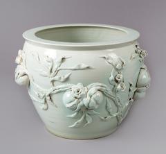 Large Chinese Porcelain Jardiniere - 513255