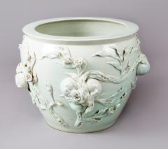 Large Chinese Porcelain Jardiniere - 513256
