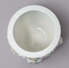 Large Chinese Porcelain Jardiniere - 513257