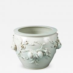 Large Chinese Porcelain Jardiniere - 513790