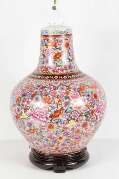 Large Chinese Porcelain Table Lamp - 338854