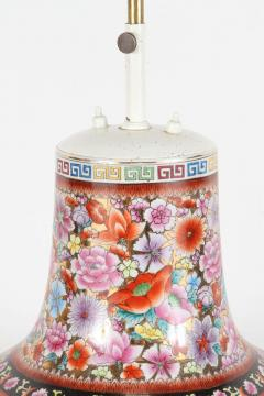 Large Chinese Porcelain Table Lamp - 338855