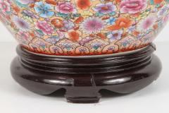 Large Chinese Porcelain Table Lamp - 338857