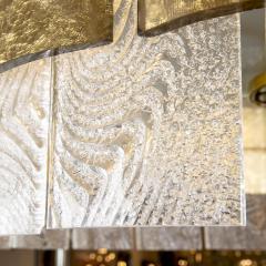 Large Contemporary Murano Light Pendant Italy Circa 2016 - 1489290