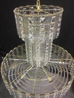 Large Crystal Chandelier - 215283