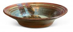 Large Danish Hand Crafted Bowl Platter - 1674579