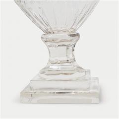 Large Edwardian Cut Glass Apothecary Jar circa 1910 - 1308364