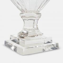 Large Edwardian Cut Glass Apothecary Jar circa 1910 - 1308371