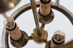 Large English Brass Porch Lantern - 2136440